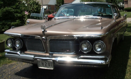 PHoto of 1962 Imperial Crown 4DR HT