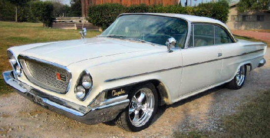 1962 Chrysler Newport Two Door