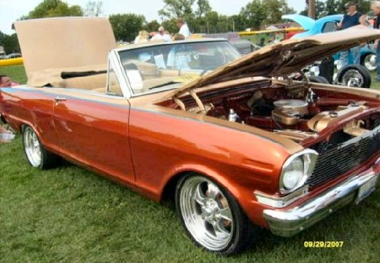 1962 Chevy Nova Convertible