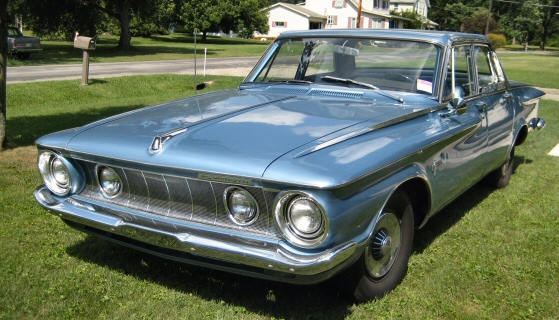 Photo of 1962 Plymouth Fury 