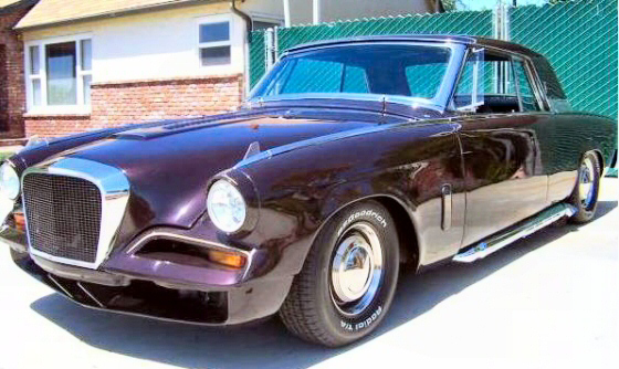 Photo of  1962 Studebaker Hawk  Coupe Custom Street Rod