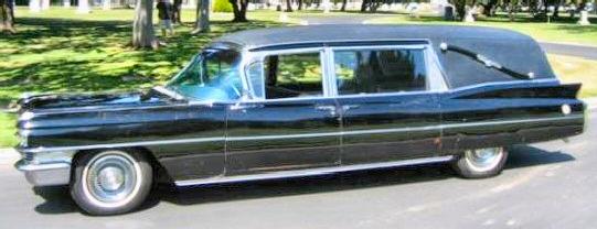 Toyota Of Oxnard >> 1963 Cadillac Victoria Hearse