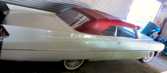 Photo of 1963 Cadillac Convertible