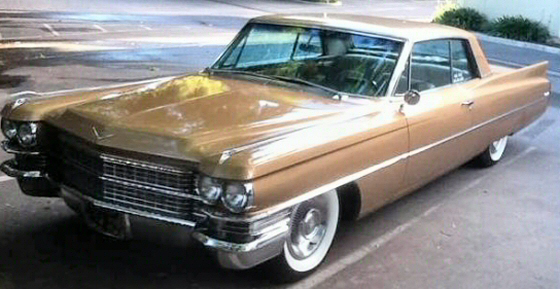 Photo of 1963 Cadillac Coupe de Ville 2DR Hardtop Restored