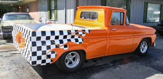 Picture of 1963 Chevy 1 Ton Pickup Custom Pro Street