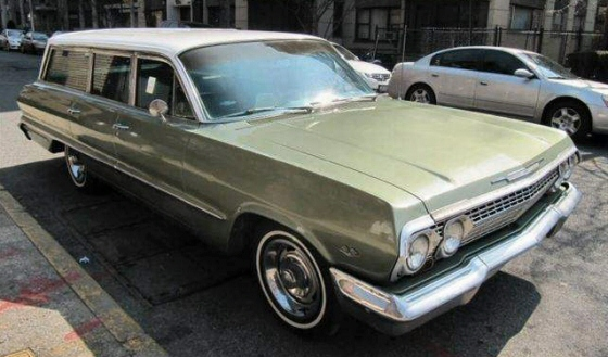 Picture of 1963 Chevy Belair Stationwagon