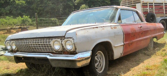Picture of 1963 Chevrolet Impala 2 DR HT Project