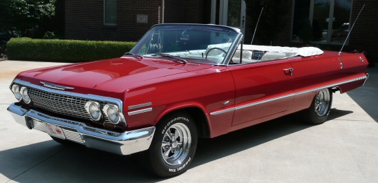 Picture of 1963 Chevrolet Impala Convertible
