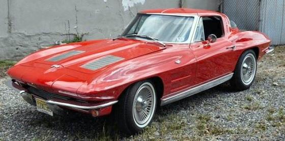 1963 chevrolet corvette split window coupe for 1963 corvette split window coupe for sale
