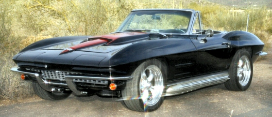 Photo of 1963 Corvette Stingray
