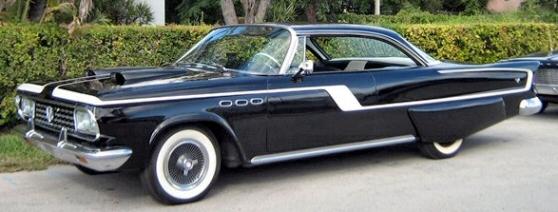 1963 Dodge Custom 880 2 Door Hardtop For Sale