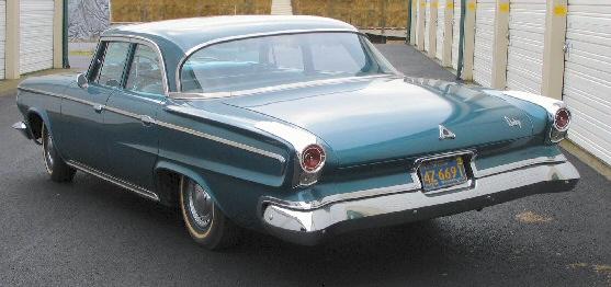 1963 dodge custom 880 for sale