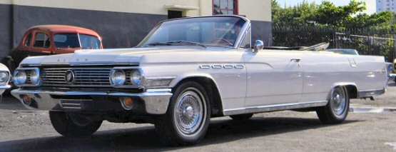 1963 Buick Electra Convertible For Sale