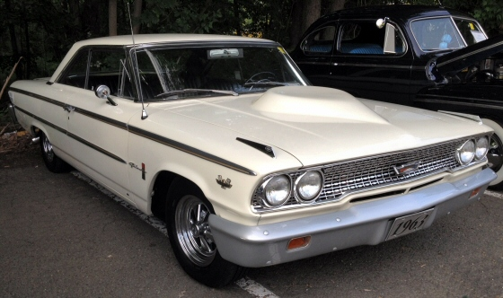 1963-1/2 Ford Galaxie XL 2DR Hardtop