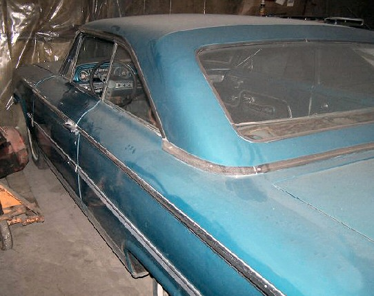 1963 1/2 Ford Galaxie 500 2 door hardtop