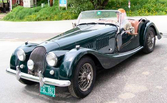 Photo of 1963 MORGAN 4/4 SERIES IV ROADSTER