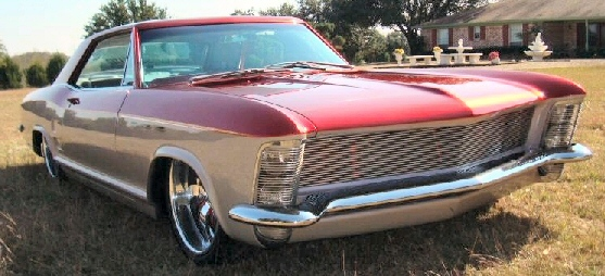 Photo of 1963 Buick Riviera Full Custom