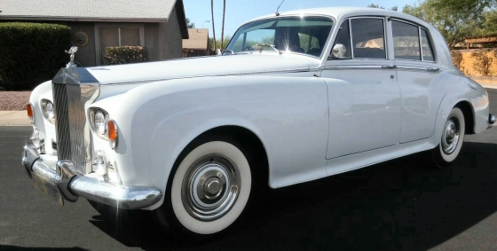 Photo of 1963 Rolls Royce Silver Cloud 3 RHD With  20,000 Original Documented Miles