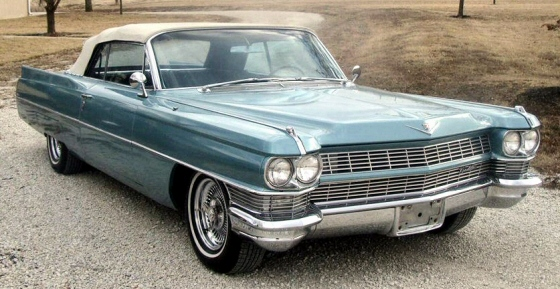 Photo of 1964 Cadillac Convertible