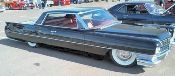 Photo of 1964 Cadillac Coupe DeVille With Air Suspension