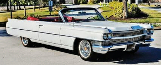Photo of 1964 Cadillac Deville Convertible With 33K Original Miles