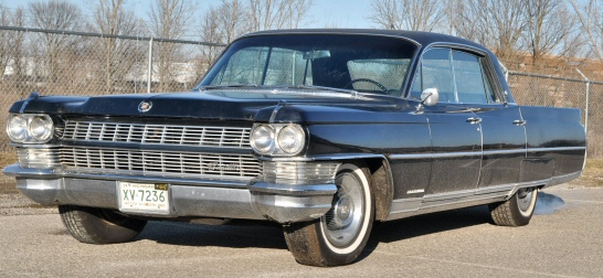 Photo of 1964 CADILLAC FLEETWOOD