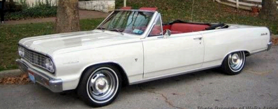 Photo of 1964 CHEVROLET CHEVELLE SS CONVERTIBLE With 4 Speed
