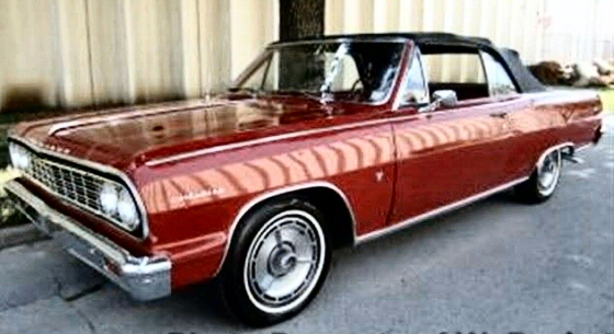 Photo of 1964 Chevrolet Chevelle SS Convertible