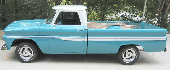 1964 Chevy Fleetside Truck