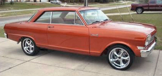 Photo of 1964 Chevy II Nova  2 DR HT With 6.0 liter LS2 Motor