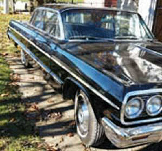 Photo of 1964 CHEVY IMPALA 2DR HARDTOP CLASSIC WITH 52,069 MILES