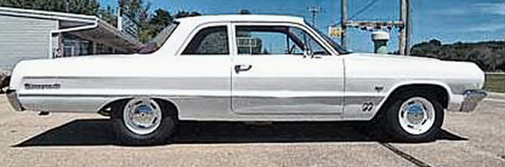 Photo of  1964 Chevrolet Impala 2DR Sedan