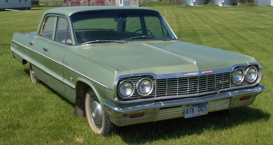 Picture of 1964 Chevrolet Impala 4 DR Sedan