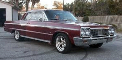 Picture of 1964 CHEVY IMPALLA SS 2DR HT