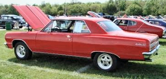 Picture of 1964 CHEVY MALIBU 2 DR Hardtop