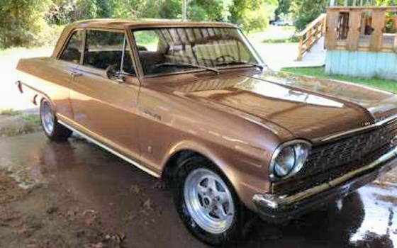 Photo of 1964 Chevy II 2 DR Post