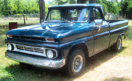 1964 Chevy Fleetside Truck For Sale 1964 Chevy Pickup Truck