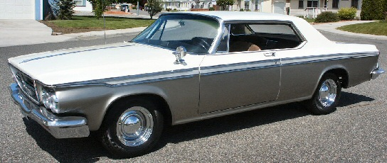 1964 Chrysler 300 2-Door