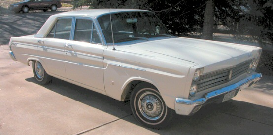 1964 Mercury Comet 4 Door Sedan
