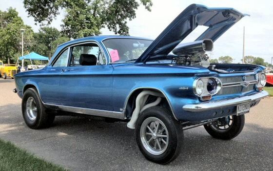 Chevy Build And Price >> 1964 Corvair Gasser
