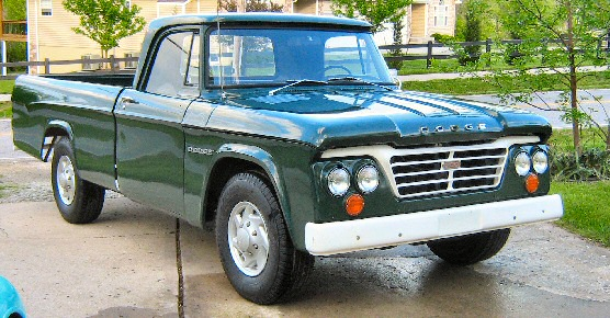 1964 Dodge D200 3/4 Ton Pickup