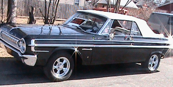 Photo of 1964 Dodge Polara 500 Convertible