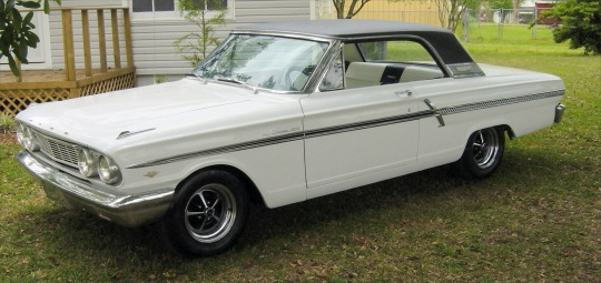 1964 FORD FAIRLANE 500 2 DOOR