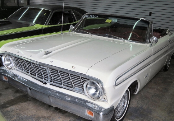 Photo of 1964 Ford Falcon Convertible