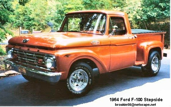 1964 Ford F-100 Stepside Pickup