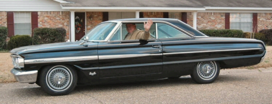 Photo of 1964 Ford Galaxie 500 XL