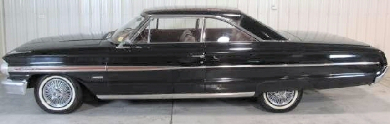 Photo of 1964 Ford Galaxie Fastback