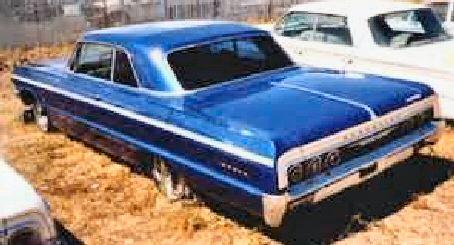 Chevy Impala 1964 Lowrider