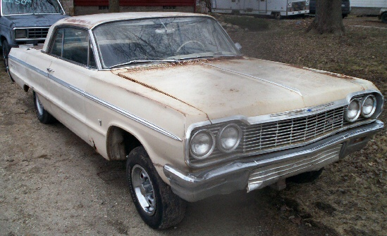 Picture of 1964 Impala SS 2DR Hardtop Project