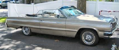 1964 chevy impala ss convertible for sale. Black Bedroom Furniture Sets. Home Design Ideas